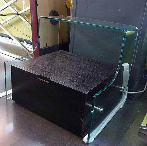 DR97 Tavolino di Vetro