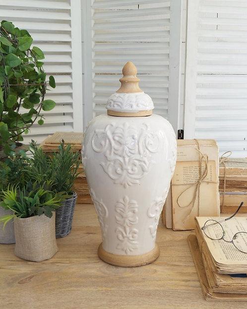 CH89 Poutiche Corfù in ceramica