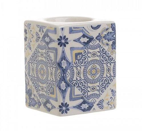 IN175 Portacandela in Ceramica