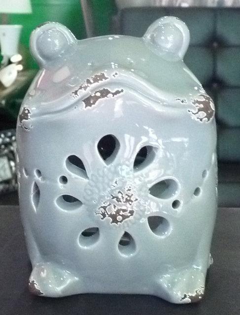 MF21a Rana In Ceramica Grigio