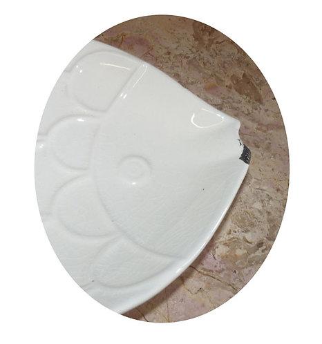 CH27 Vassoio in ceramica pesciolino