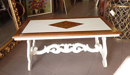 HE71 Tavolino Decapato Shabby Chic