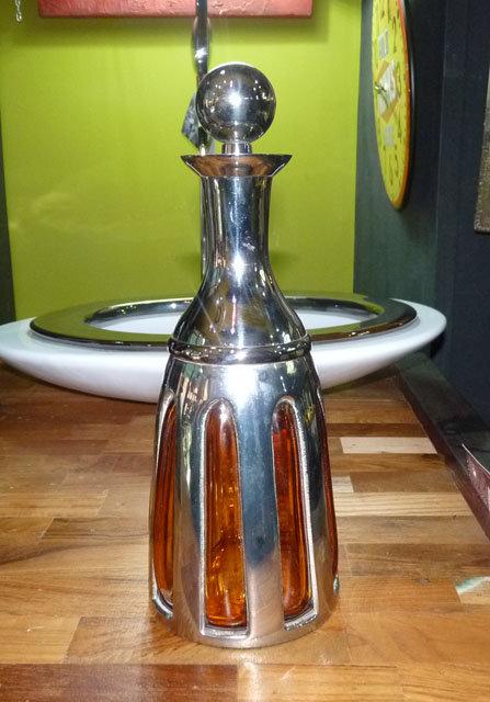 ST93 Bottiglia In Vetro Arancione