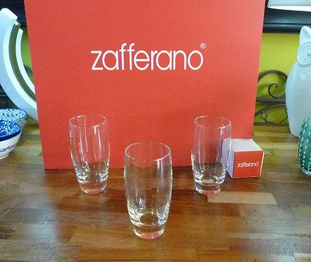 BL00201 Set Da 6 Bicchieri By Zafferano