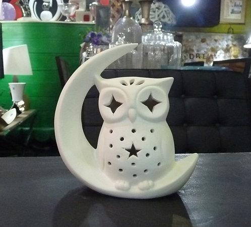 MF15 Gufo Porcellana Moon