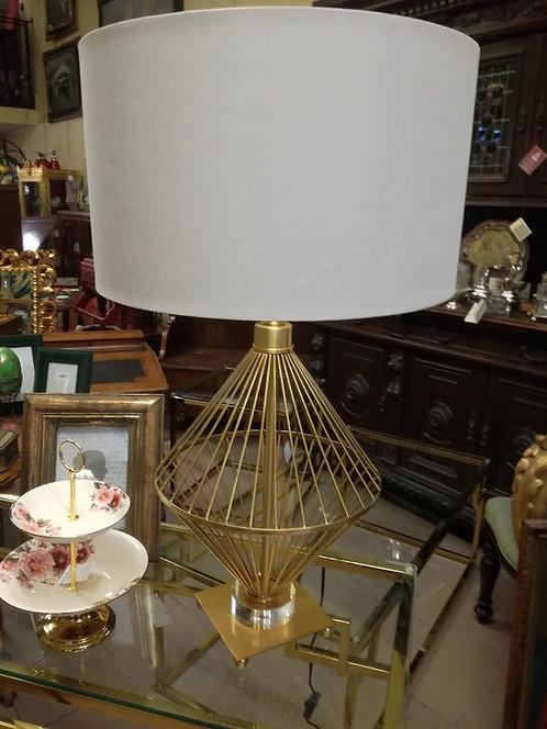BB18 Lampada da tavolo in ottone