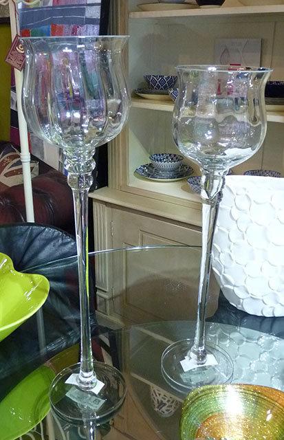 MT182 Bicchiere Alto Porta Candela