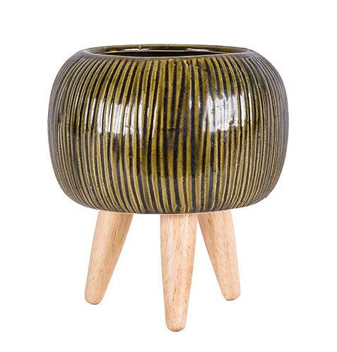 MT208 Vaso In Ceramica