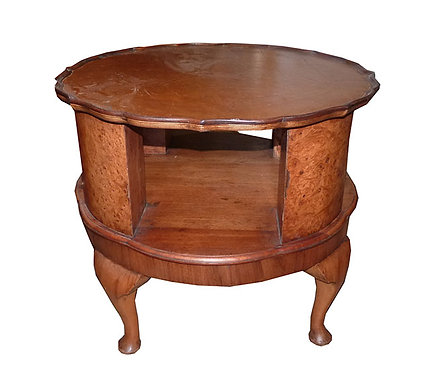 N.273 Tavolino Rotondo Girevole