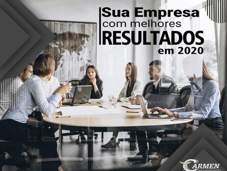 MELHORE SEUS RESULTADOS EM 2020!