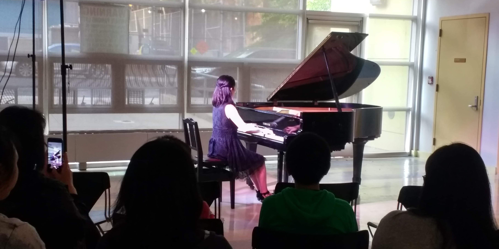 Anran Qian, Lecture Concert