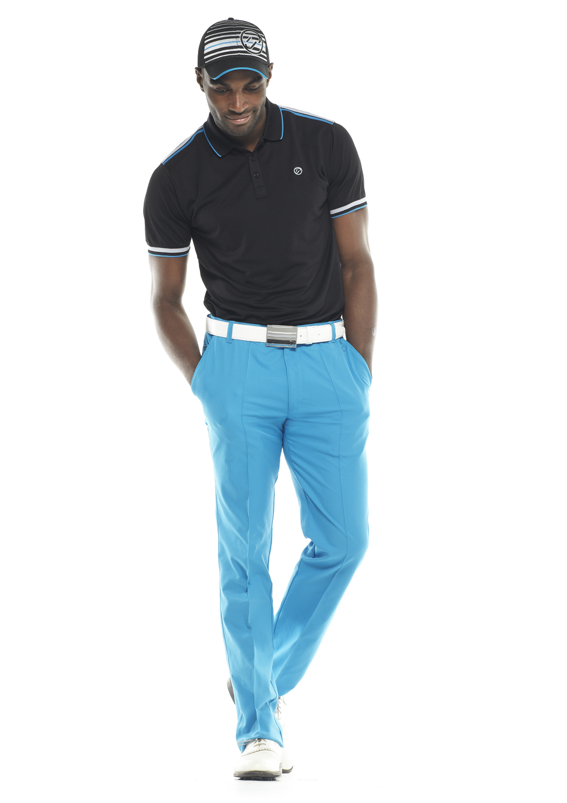 ijp golf clothing catalogue model