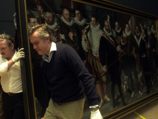 映画「みんなのアムステルダム国立美術館へ」上映