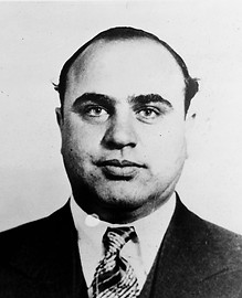 Mugshot Capone