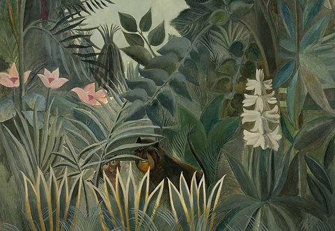 5317-4P-1 The Equatorial Jungle