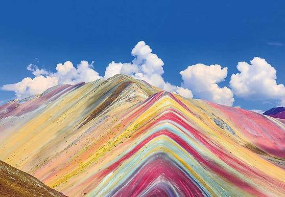 5295-4P-1 Rainbow Mountain Peru