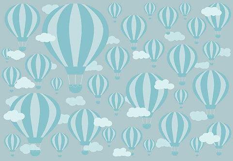 5214-4P-1 Blue Balloons