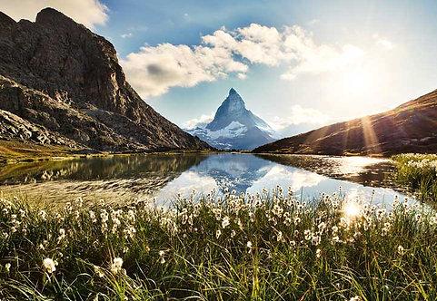5291-4P-1 Matterhorn Switzerland