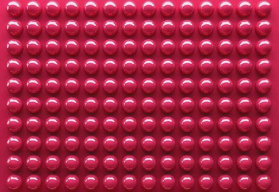 5311-4P-1 Pink Bubbles