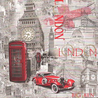 Лондон 007/21