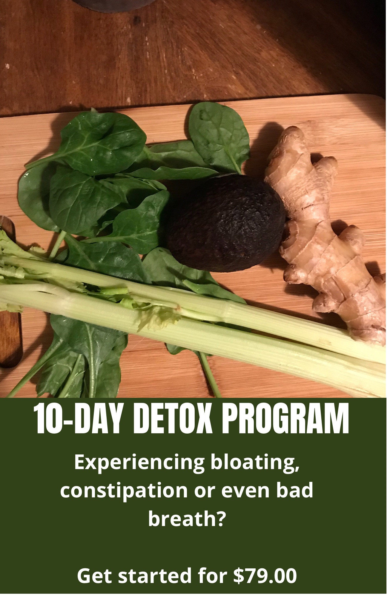 10-Day Detox Program