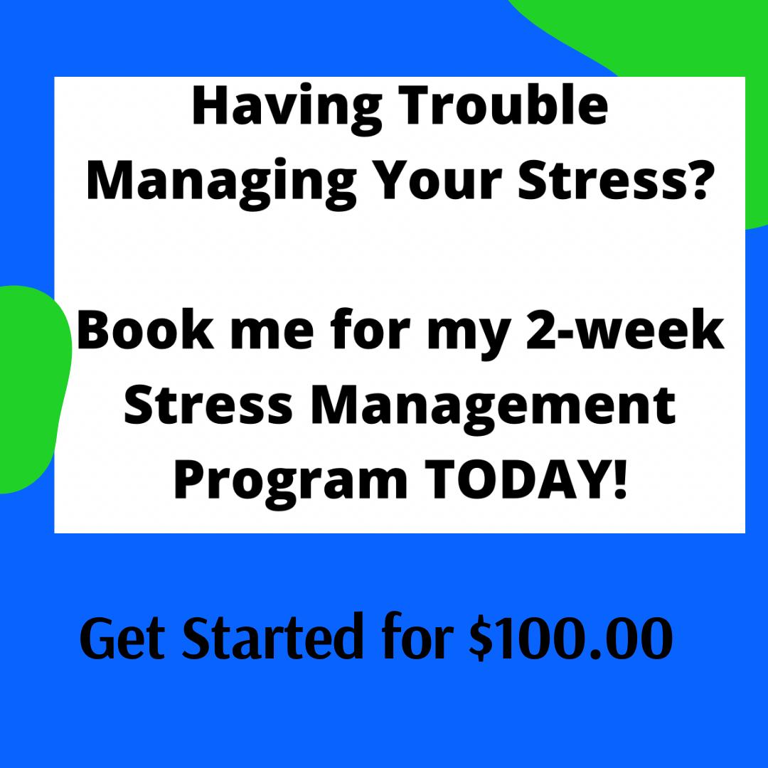 2-Week Stress Management Program