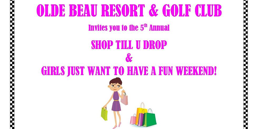 5th Annual Shop Till U Drop