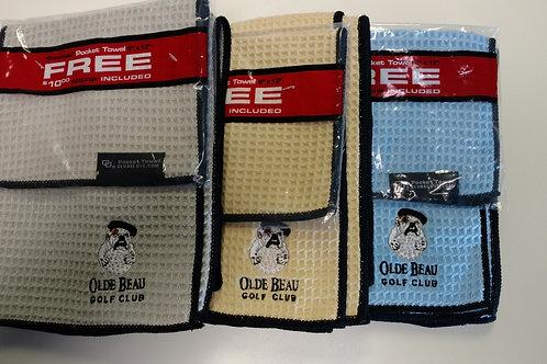 Olde Beau Golf Towel