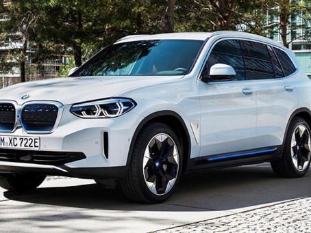 【e+車路事】寶馬 BMW 首款電動 SUV iX3 鐵定今夏於中國製造