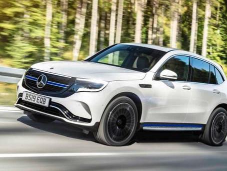 Benz 計畫今年推出一款小型全電動SUV