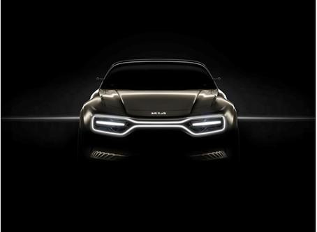 Kia 即將發佈全新電動概念車