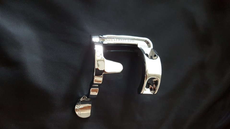 1 Chrome HornTrigger Set