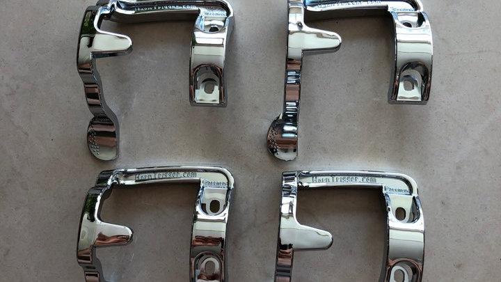 4 Chrome HornTrigger Sets