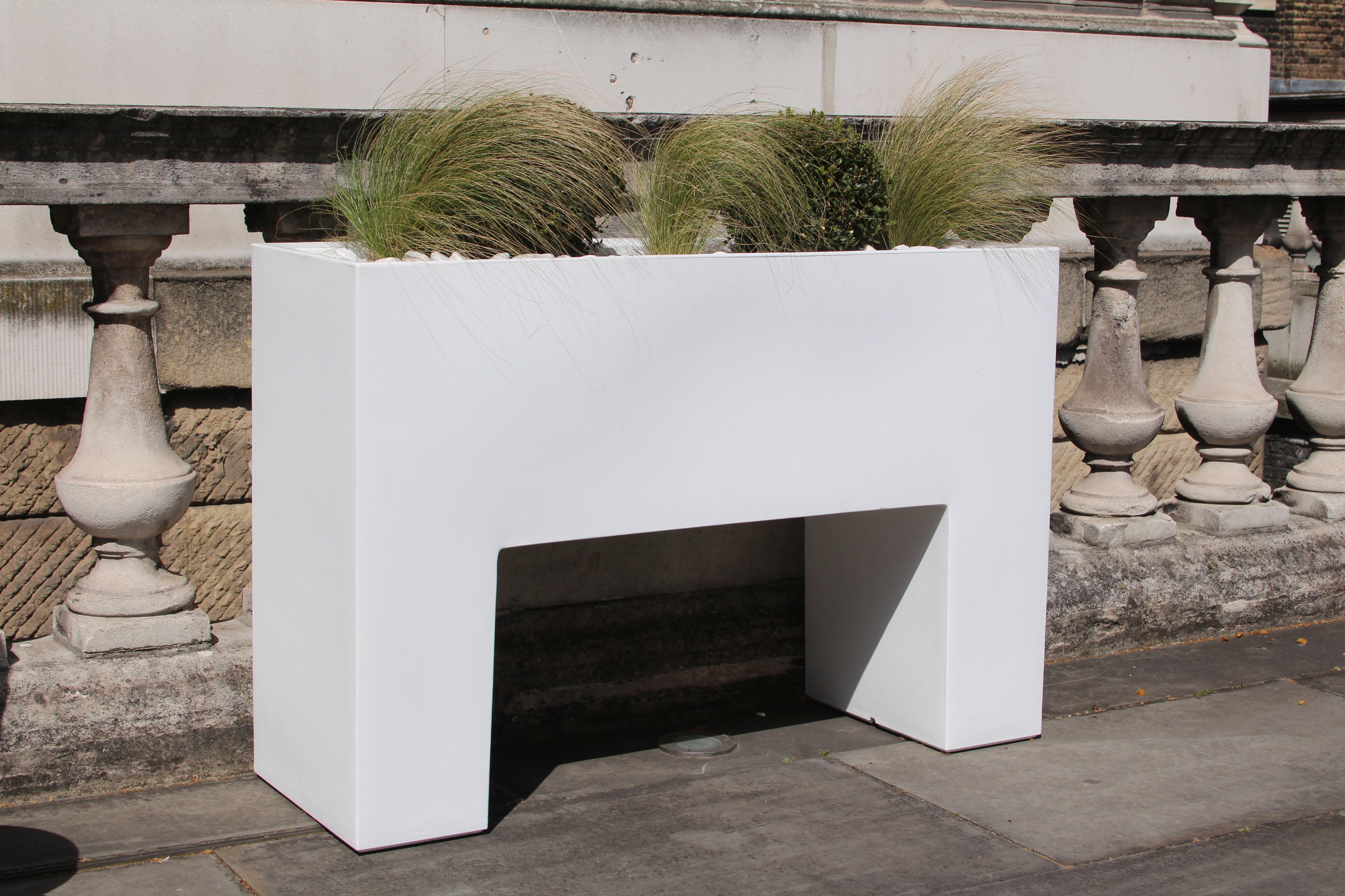 White Trough