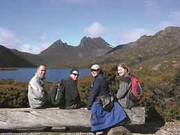 Hearty Tasmania tour