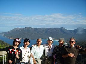 Wineglass Bay at Freycinet N P