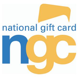 Nationa Gift Card