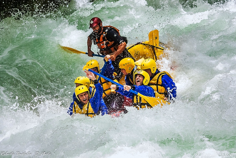 RAFTING ALLE MARMORE