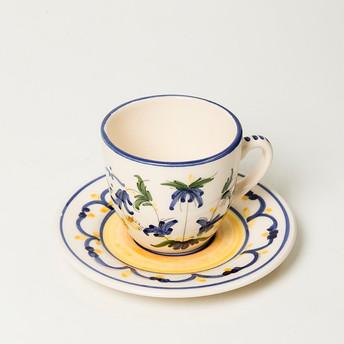 Xícara de Chá Toscano