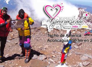 24hours - Climb Aconcagua top of america