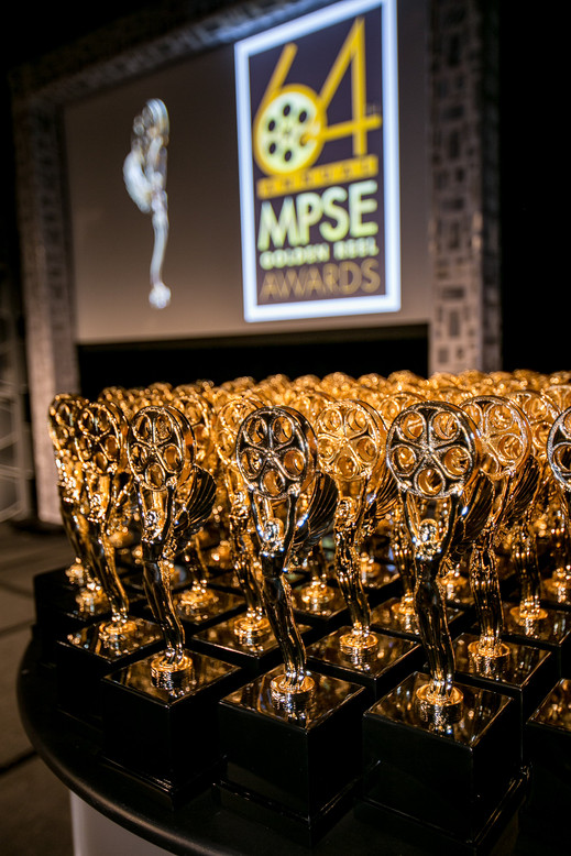 64th MPSE Golden Reel Awards