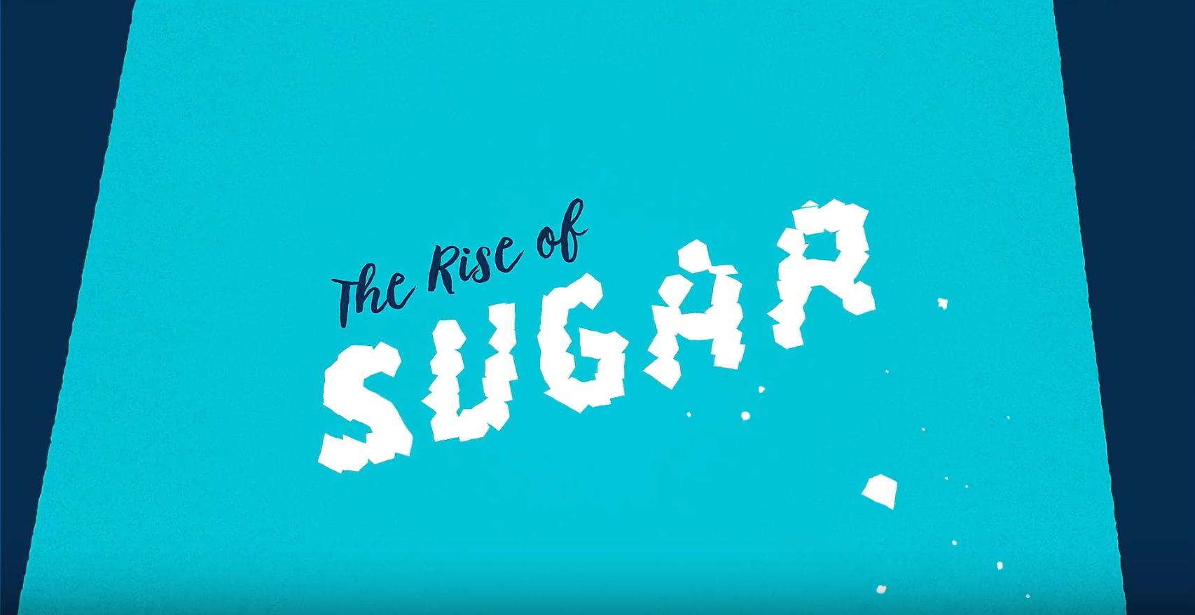 The History of Sugar (Animated Commercial Series)