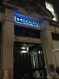 Dolby HQ, London, United Kingdom
