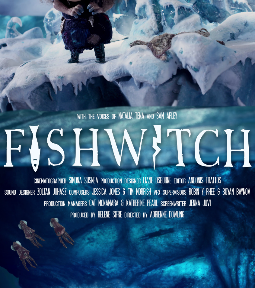 FISHWITCH (Animated Short)