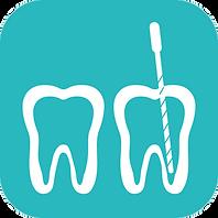 TCBA endodontie wortelkanaalbehandeling.