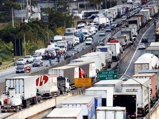 Os efeitos da greve dos caminhoneiros