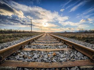 Dos trilhos à estagnação
