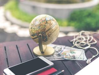 Quando se trata de comércio internacional, quais setores se destacam no Brasil?