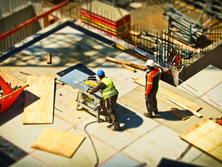 Construção civil como termômetro da economia