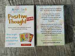 BOX OF KIDS AFFIRMATIN CARDS FOR CHIDLREN. USED AS NURTURE GROUP RESOURCES AND ALONGSIDE ATTACHEMENT PARENTING. PROMOTING SELF-ESTEEM AND SELF-CONFIDENCE